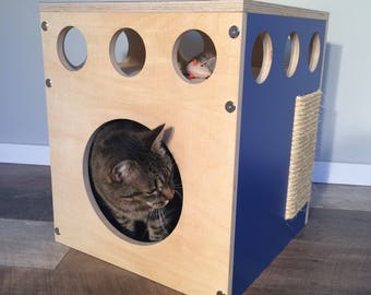 Cat box by HUVE collection