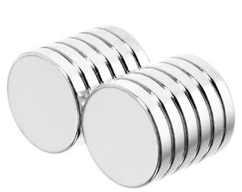 3//8 x 1//32 Inch Neodymium Rare Earth Disc Magnets N52 100 Pack