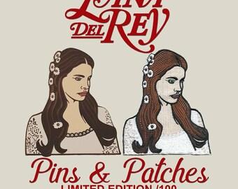 Lana Del Rey Pin / Patch