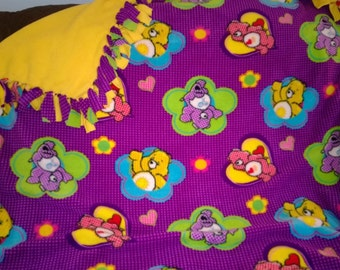 Care Bears No Sew Fleece Blanket