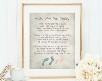 Dad Poems Etsy