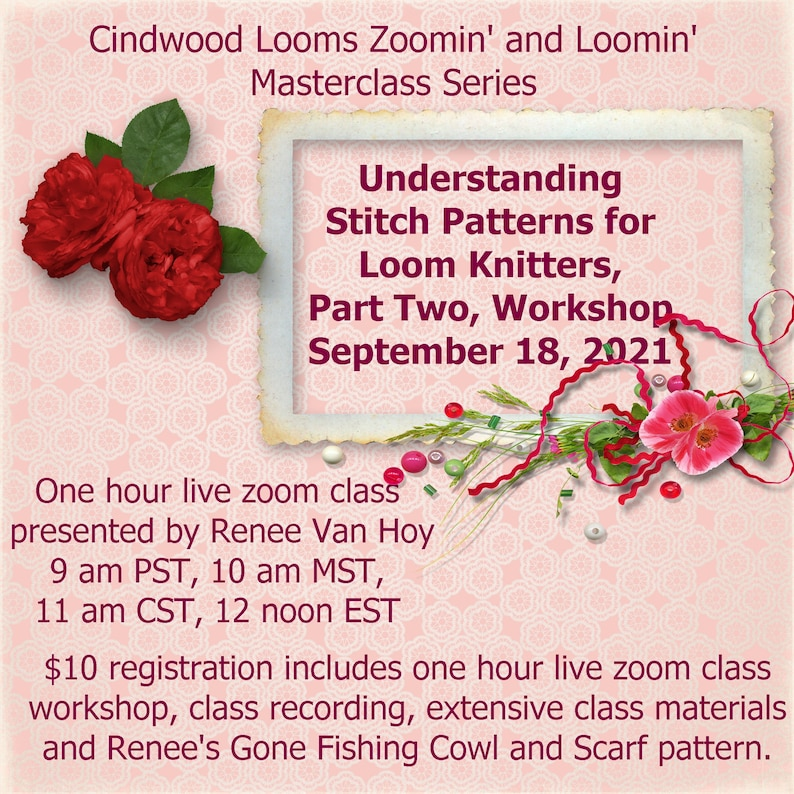 Understanding Stitch Patterns for Loom Knitters Part two image 0