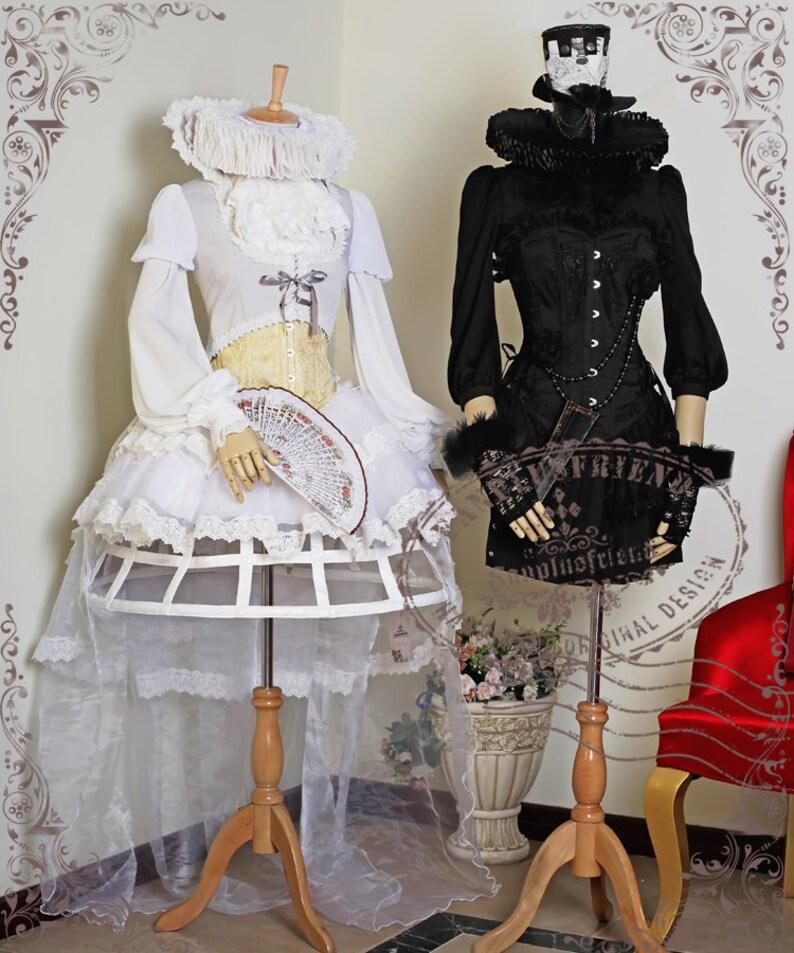 41e00e818b001 Exclusive Designer Fashion Neo-ludwig Elizabethan Era Gothic