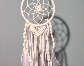 Macrame Dream Catcher, Dream Catcher, Macrame