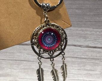 Keychain, Beautiful Gift, Unique Keychain, Gift Idea, Unique Gift, Teen, Adult, Dreamcatcher