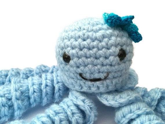 Spielzeug Quallen häkeln Quallen Amigurumi Quallen blaue | Etsy