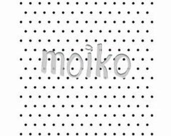 MOIKO silk screen