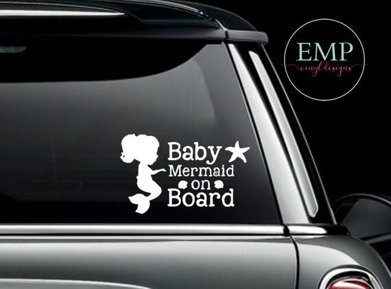 Baby Mermaid on Board