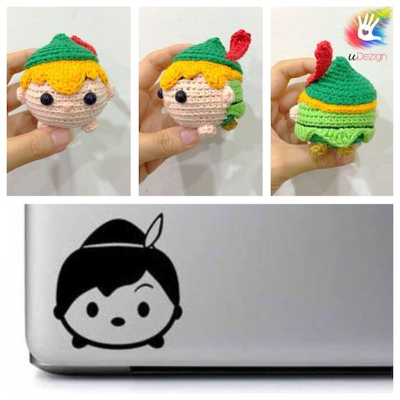 Amigurumi | Nemo en Crochet, Tsum Tsum - YouTube (With images) | Pineapple  crochet, Crochet shop, Crochet fruit | 570x570