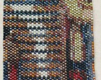 Bracelet perles de Toutankhamon
