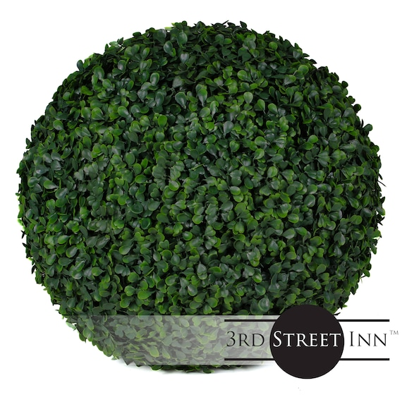 UK/_ ARTIFICIAL PLANT BALL TOPIARY TREE BOXWOOD HOME OUTDOOR WEDDING PARTY DECOR