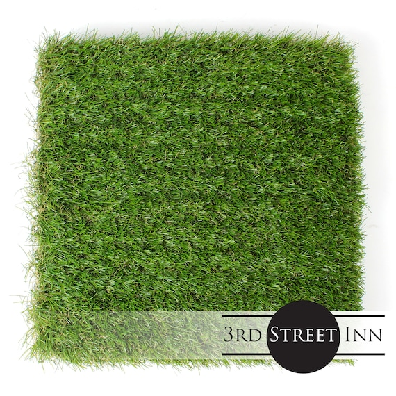 Artificial Grass Table Skirting Pack of 6