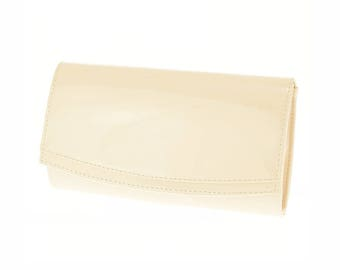 Cream clutch purse Set of Cream clutch bag Bridal clutch Evening clutch bag