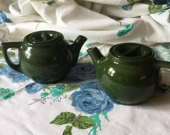Vintage Teapots, Single Serve