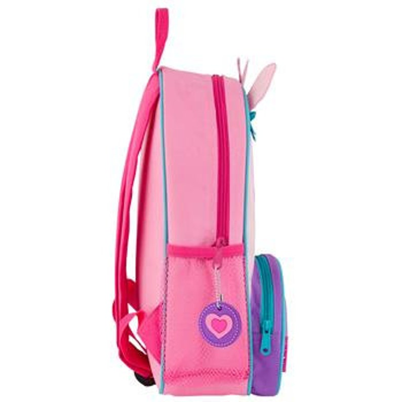 Stephen Joseph Sidekick Backpack Mystical Unicorn Monogrammed School Backpack