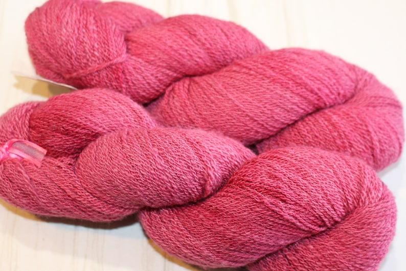 Finn Rose Lace Cranberry