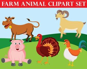 Barnyard Clip Art