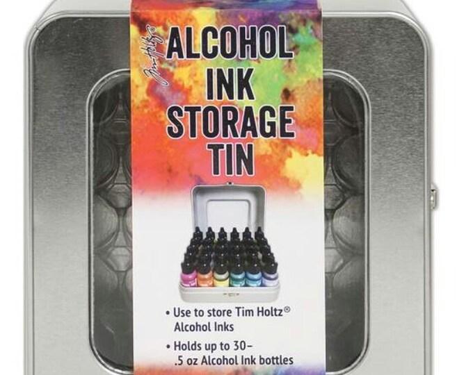 Rangers alcohol ink storage tin