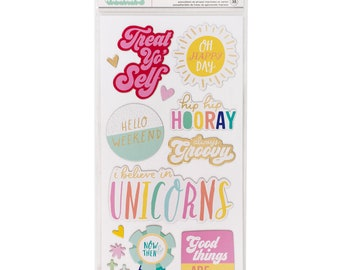 Stay colorful dear lizzy phrase thickers