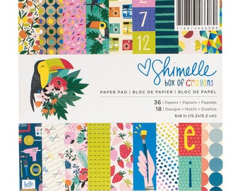 Box of crayons by shimelle