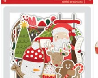Merry merry ephemera pack