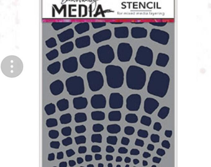 Scales stencil