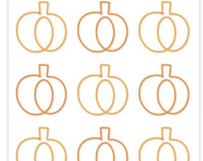 Doodlebug pumpkins cute clips