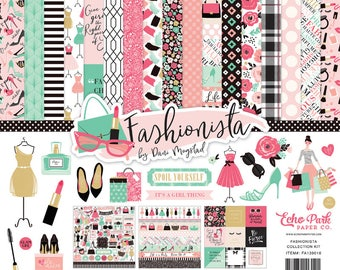 Fashionista collection pack