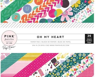Oh my heart bundle by paige evans