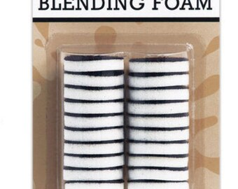 Mini ink blending replacement foam