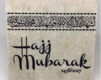 Hajj Mubarak - Gift for Hajji / Hajja