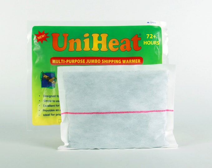 Heat Pack 72 Hours for Plant Shipping