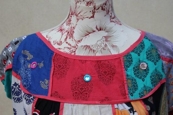 Bohemian Indian Blouse - image 7