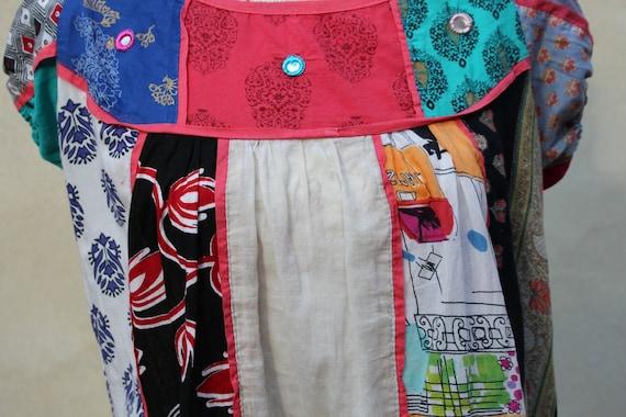 Bohemian Indian Blouse - image 3