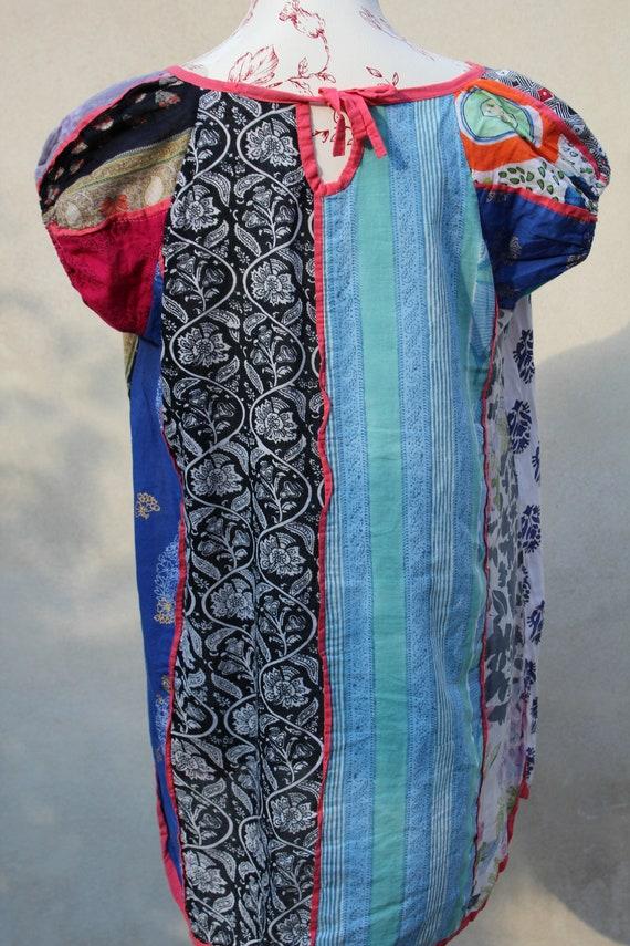 Bohemian Indian Blouse - image 5