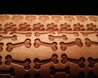 Set of 2 (Dog) Rolling Pins