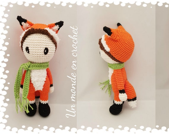 Mini Gaspard Fox (PDF only in french)