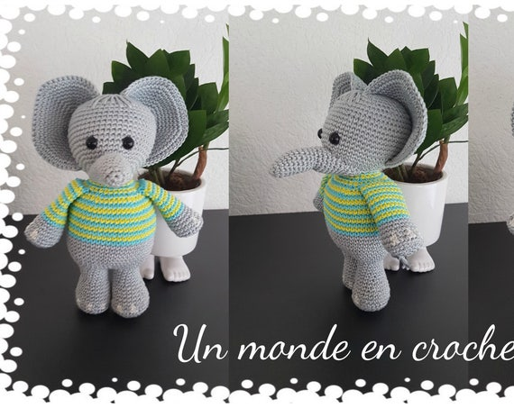 Marvin the elephant (pdf only in french)