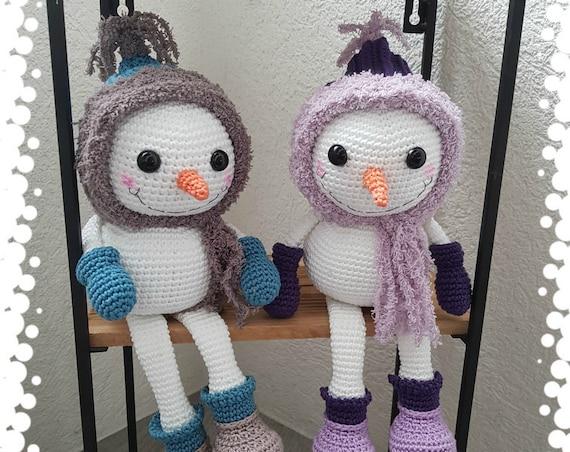 Yuki (PDF in french) snowman