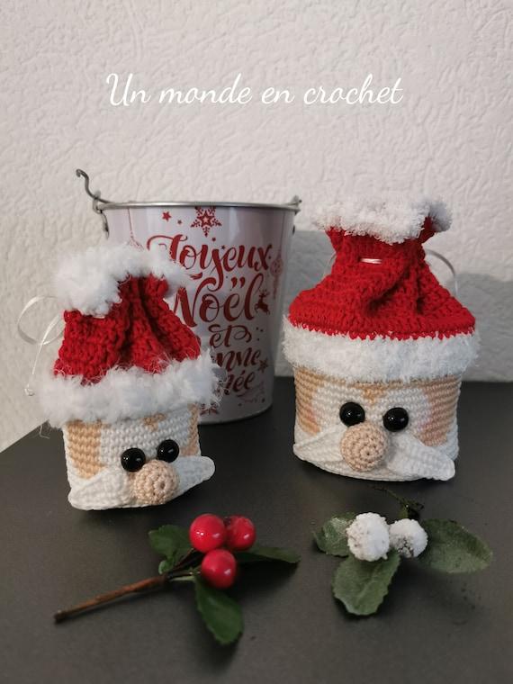 Santa Claus basket (PDF in French)