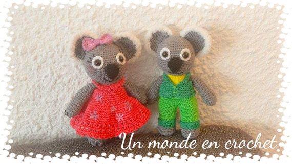 Brendon and Brenda Koalas (PDF in french)