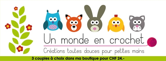 3 models of couples of choice (PDF in French)