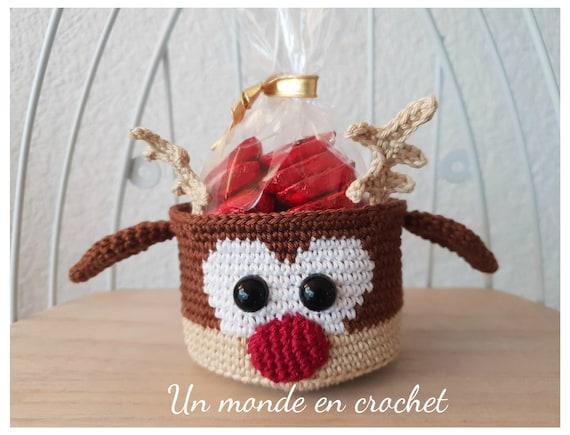Small Rudolf basket (PDF in French)