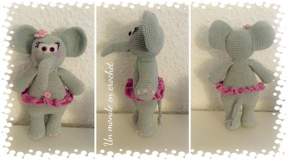 Ella the elephant (PDF in french)
