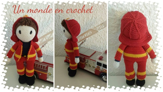 Olivier the fireman (PDF in french)