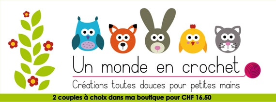 2 couples to choose from (PDF in French)