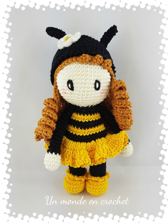 Tutorial in french Mini Honey (french PDF)