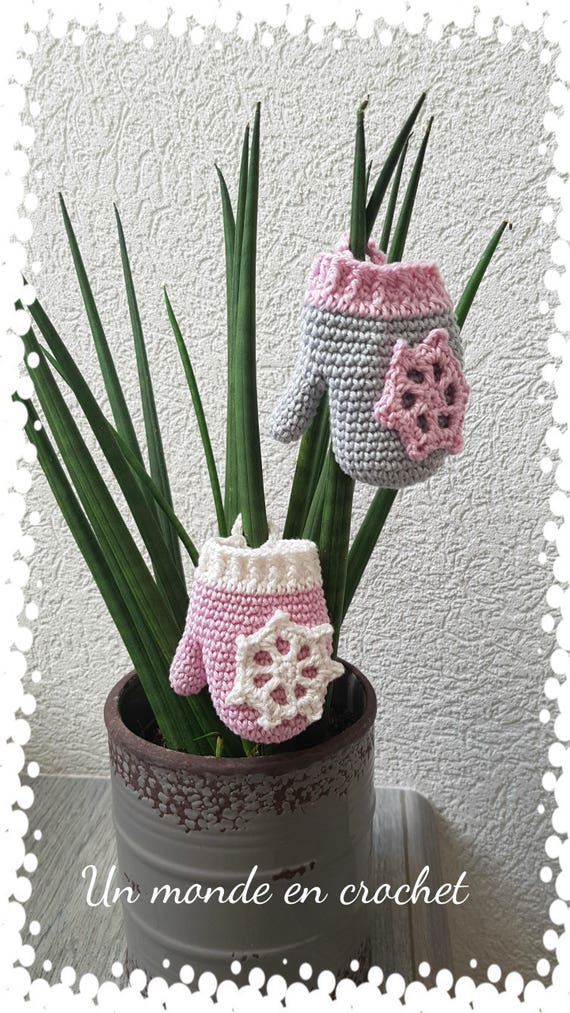 My little mittens to hang (french PDF)