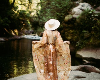 Autumn Dress  - Pre-order-Magical dresses for Special moments, wedding, maternity, photos, photography, evening