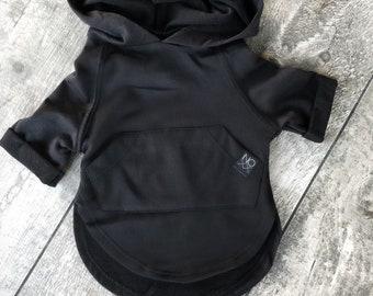 b4b255fc59b58 Lightweight Hooded T-shirt